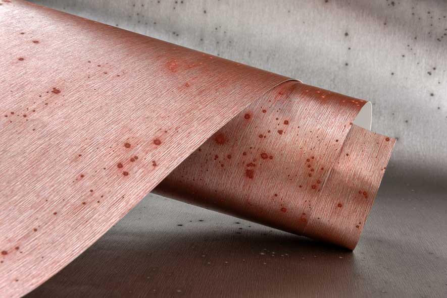 metalltapete kaufen luxus metallltapeten in gold silber. Black Bedroom Furniture Sets. Home Design Ideas